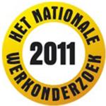 Logotype Het Nationale Werkonderzoek 2011