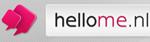 Logo en logotype Hellome