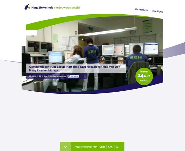 HagaZiekenhuis | Homepage
