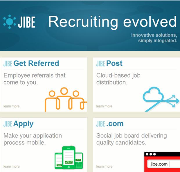 Jibe | Homepage