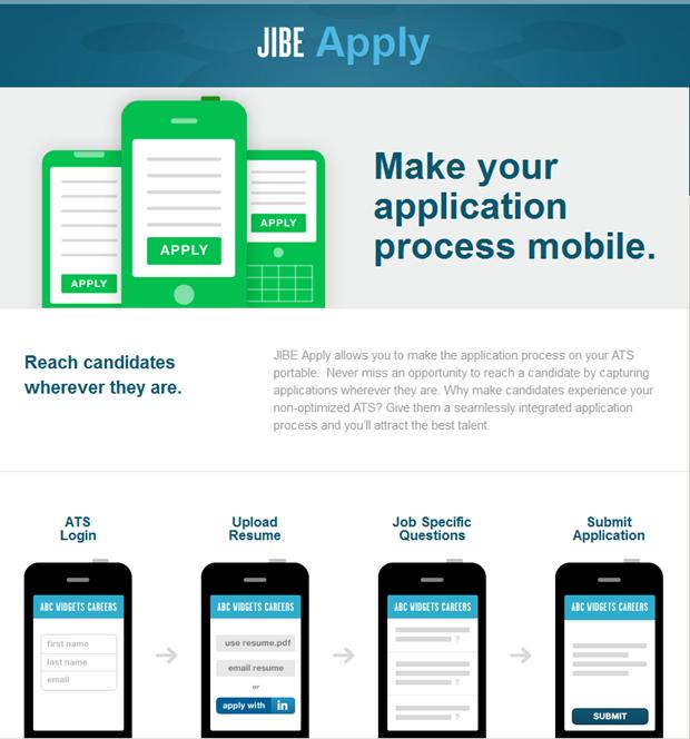 Jibe | mobile