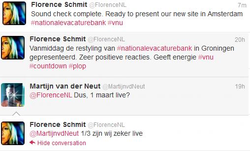 tweets Florence Schmit