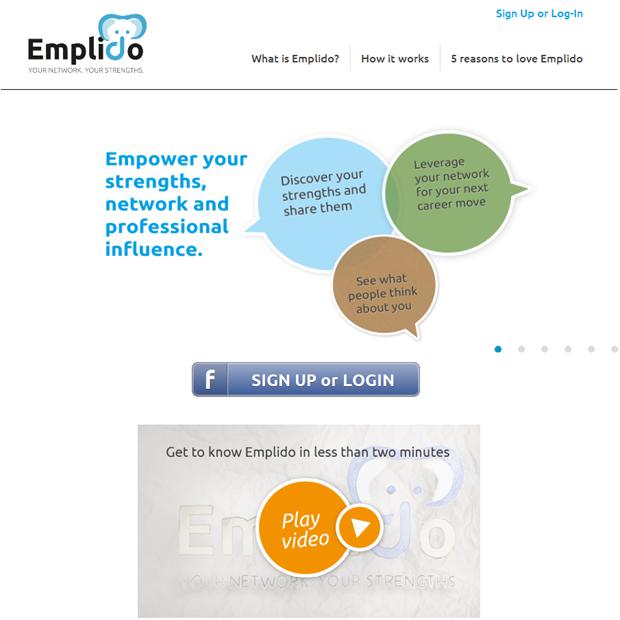 Emplido   Homepage