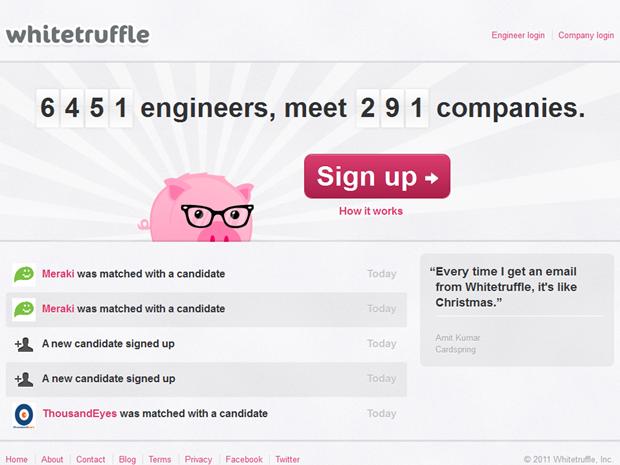 Whitetruffle | homepage