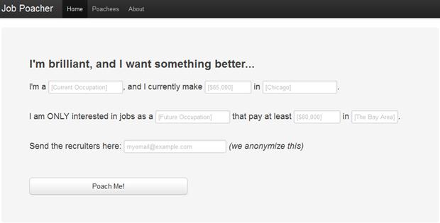 Job Poacher | Homepage