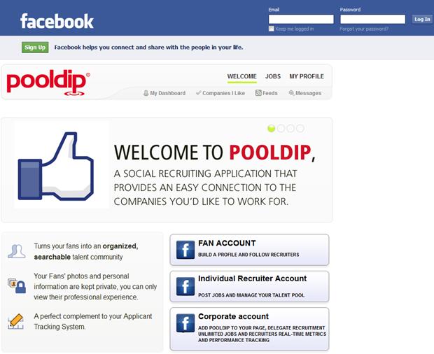 Pooldip | Homepage