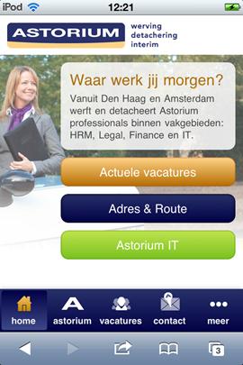 Astorium | Homepage