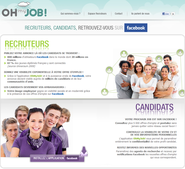 Oh my Job! | Homepage