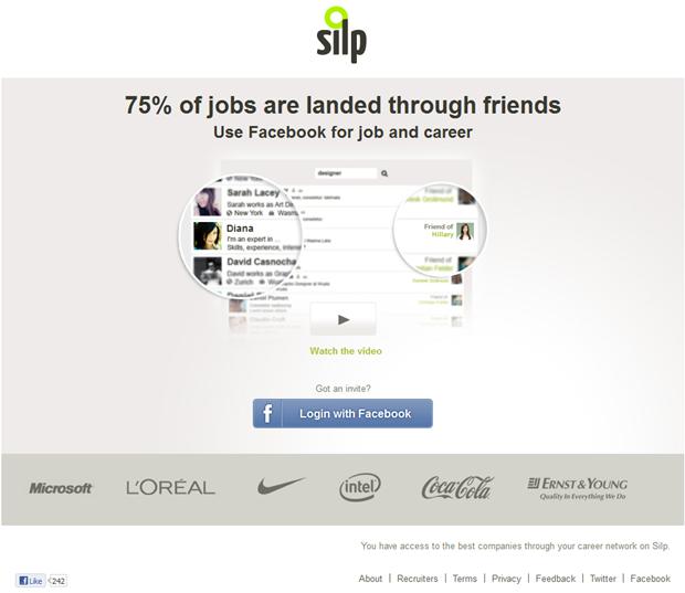 Silp | Homepage