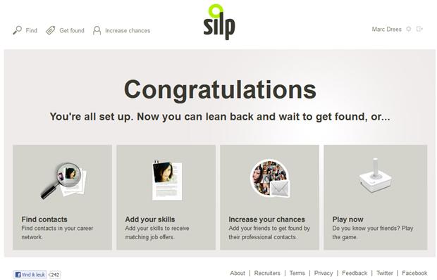 Silp | Dashboard