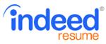 Logotype Indeed resume