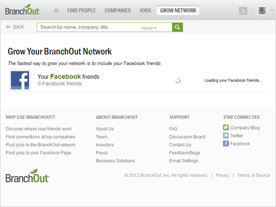 BreanchOut | Grow your BranchOut network