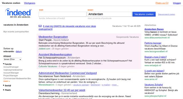 Indeed rolt CV upload service wereldwijd uit – Recruitment Matters ...