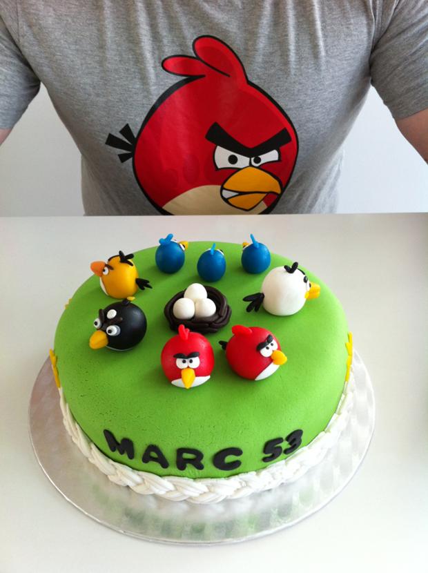Verjaardagstart gemaakt door @mariekedrees
