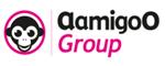 Logo en logotype AamigoO Group