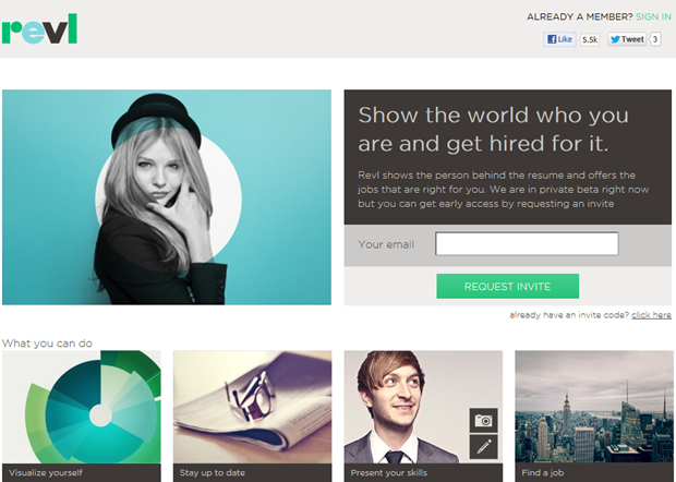 Revl | Homepage, holding page