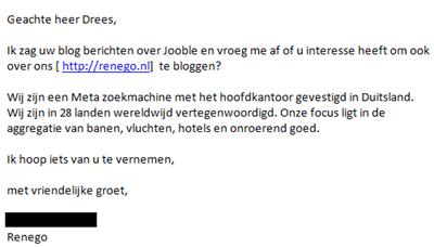 Renego   E-mail