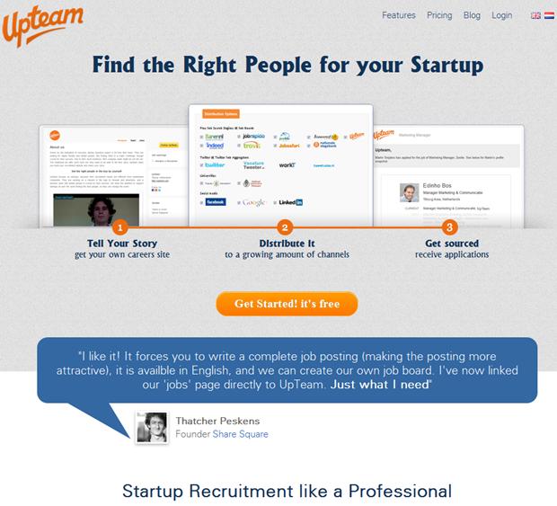 UpTeam | homepage