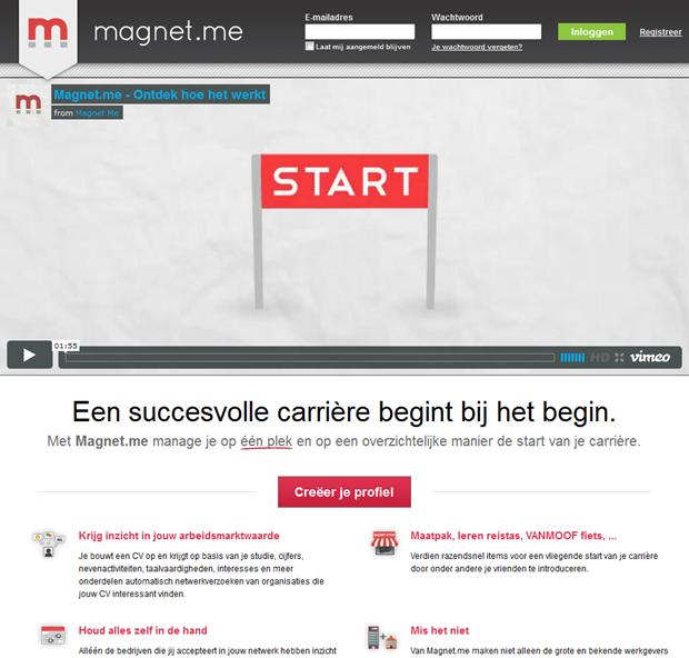 Magnet.me | homepage