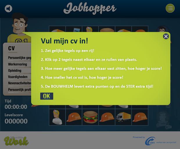 Expeditie Work | Jobhopper game, 3