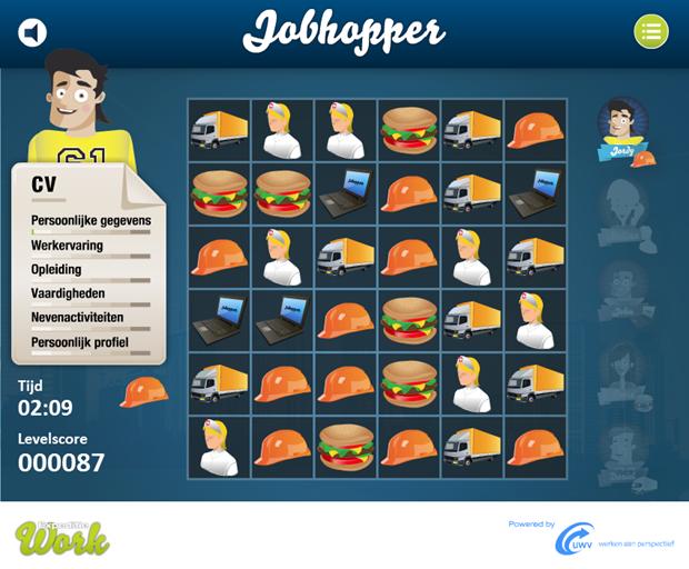 Expeditie Work | Jobhopper game, 4