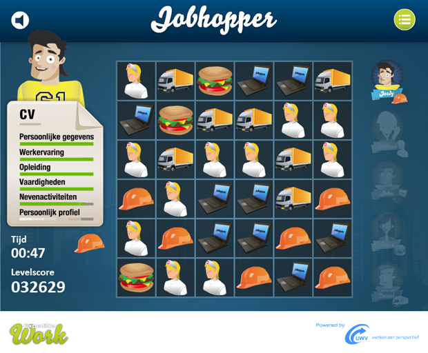 Expeditie Work | Jobhopper game, 5