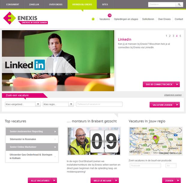 Enexis | Homepage