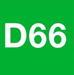 Logotype D66