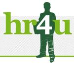 Logo en logotype HR-4u