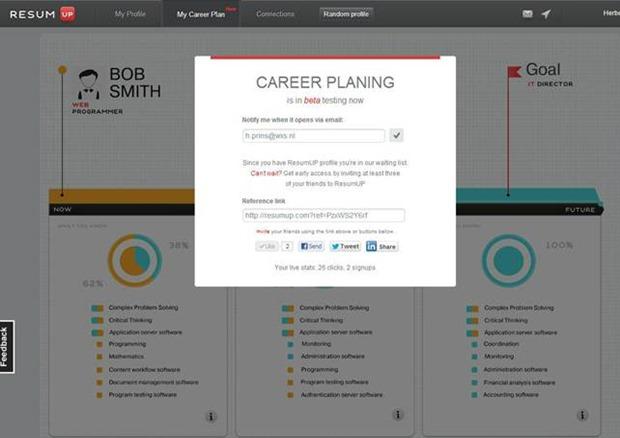 ResumUP | Career Planning