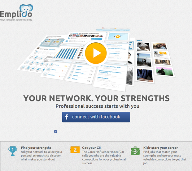 Emplido | homepage