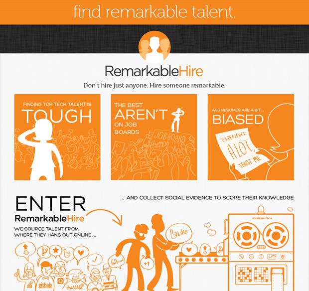 RemarkableTalent | Homepage