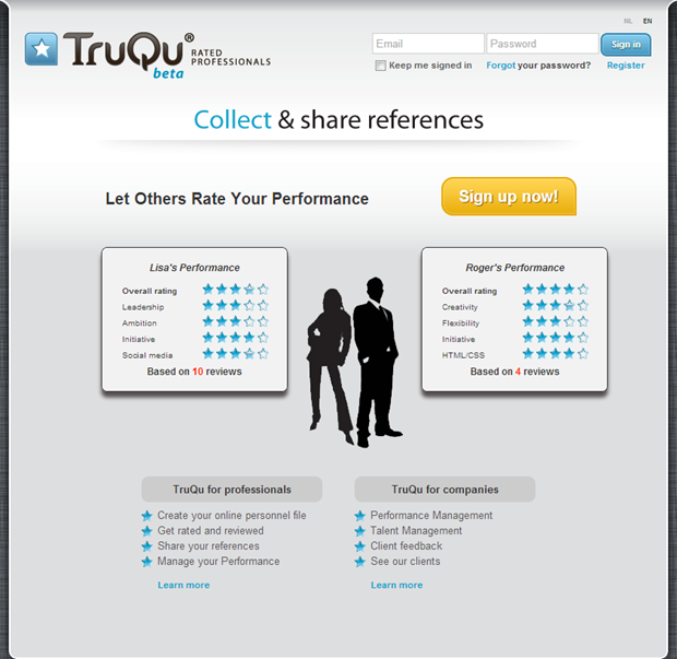 TruQu | homepage