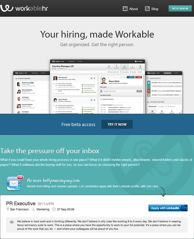 WorkableHR, 1