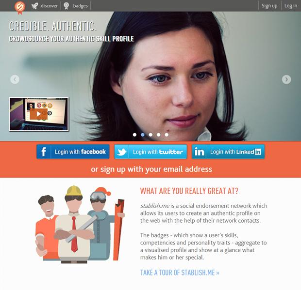 Stablish.me | Homepage