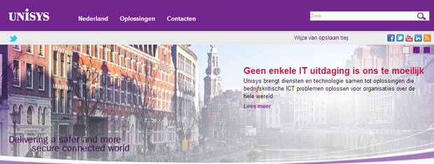 Unisys | Homepage