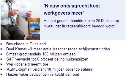 Nu.nl economie