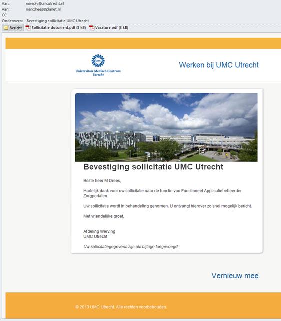 UMC | e-mail