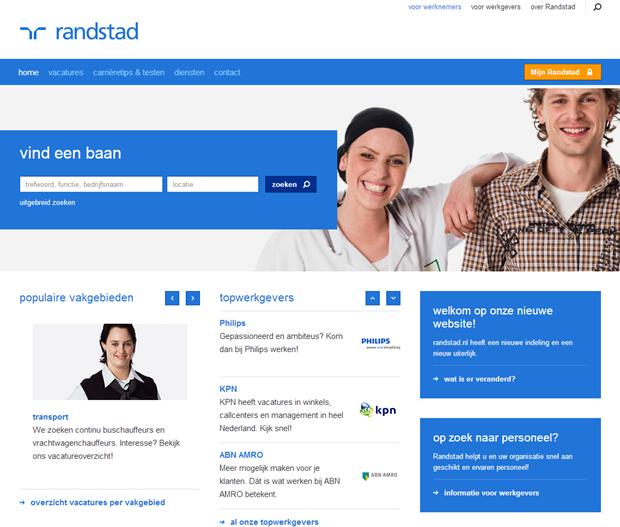 Randstad | homepage