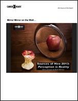 CareerXroads: Sources of Hire 2013