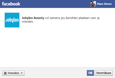 Jobylon Bounty, 2