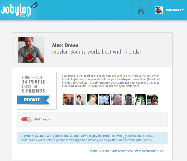 Jobylon Bounty, 4