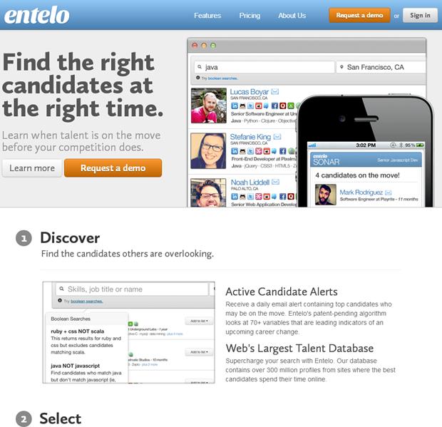 Entelo | Homepage
