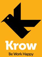 Logo en logotype KROW