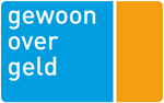 Logotype GewoonOverGeld