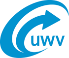 Logo en logotype UWV