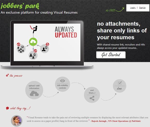 Jobbers'Park | Homepage