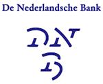 Logo(type) De Nederlandsche Bank