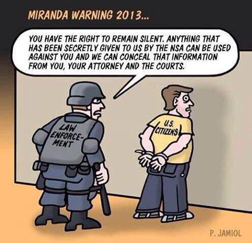Miranda warning 2013