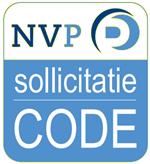 NVP Sollicitatiecode icoon